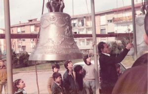 campane parrocchia Madonna Riconciliatrice de La Salette, Napoli